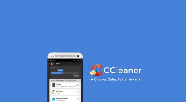 CCleaner llega a Android con monitor de sistema y desinstalación de apps......
