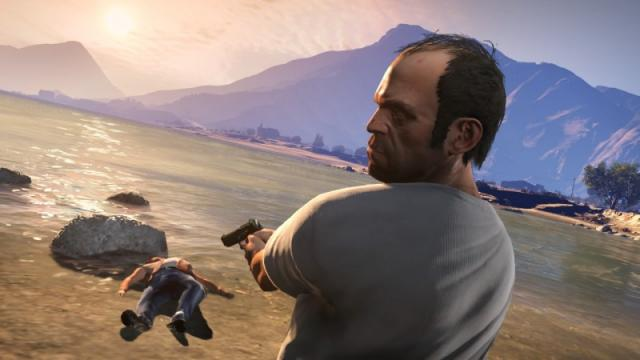 ¿Quieres Grand Theft Auto V en otras plataformas? Díselo a Take Two