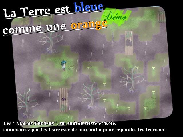 La Terre est bleue comme une orange - Démo Jour 1 S2-46c9587